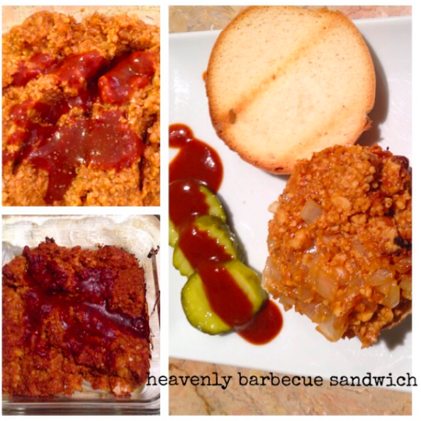 tempeh barbecue sandwiches